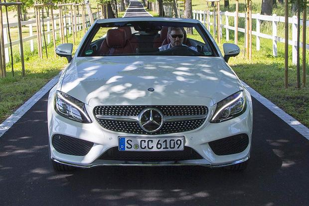 2017 Mercedes-Benz C300 Coupe: First Drive Review featured image large thumb5