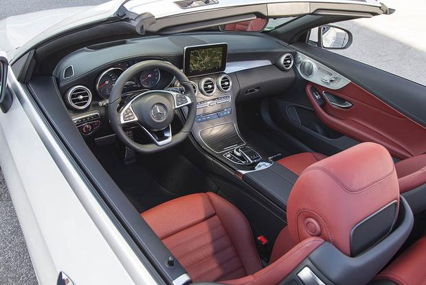 2017 Mercedes-Benz C300 Coupe: First Drive Review featured image large thumb6