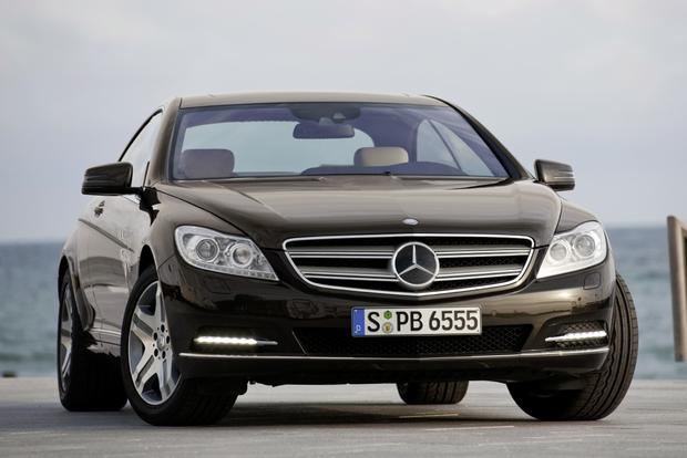 2014 Mercedes-Benz CL-Class: New Car Review featured image large thumb5