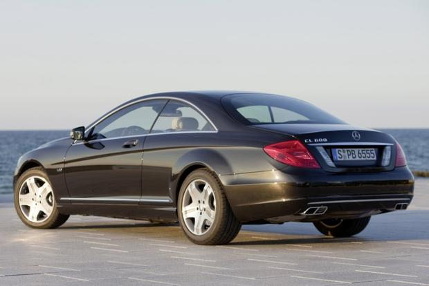 2014 Mercedes-Benz CL-Class: New Car Review featured image large thumb6