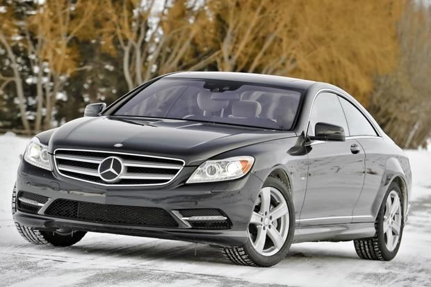 2014 Mercedes-Benz CL-Class: New Car Review featured image large thumb3