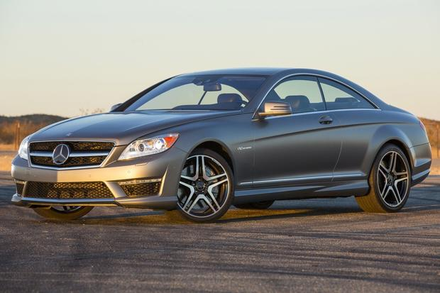 2014 Mercedes-Benz CL-Class: New Car Review featured image large thumb2