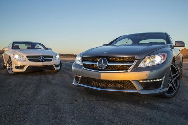 2013 mercedes benz cl600 overview autotrader for Mercedes benz autotrader