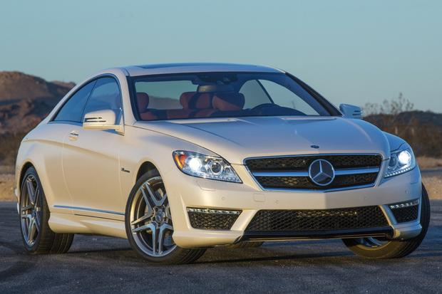 2014 Mercedes-Benz CL-Class: New Car Review featured image large thumb1