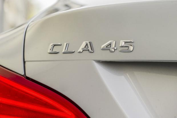 2014 Mercedes-Benz CLA45 AMG: New Car Review featured image large thumb2