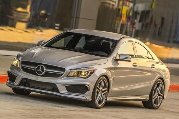 2014 Mercedes-Benz CLA45 AMG: New Car Review featured image large thumb0