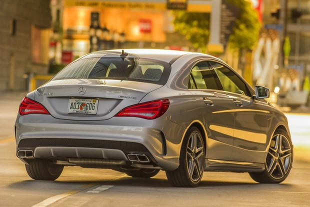 2014 Mercedes-Benz CLA45 AMG: Real World Review featured image large thumb0