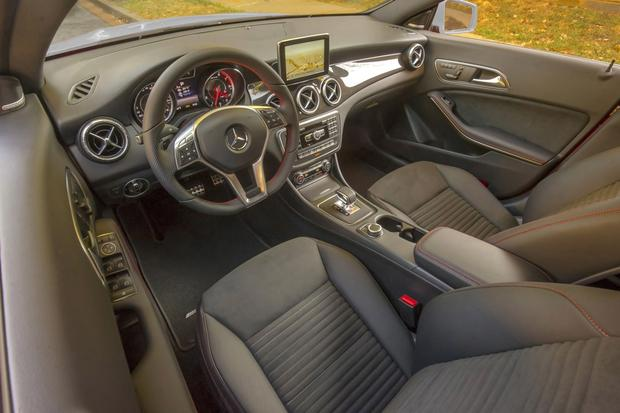 2014 Mercedes-Benz CLA45 AMG: New Car Review featured image large thumb4