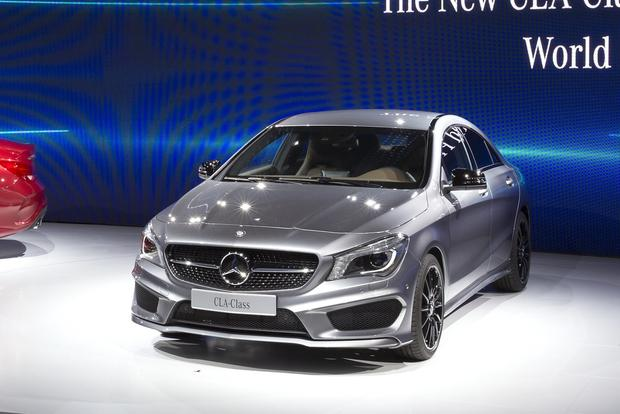 2014 Mercedes CLA-Class, Updated E-Class: Detroit Auto Show featured image large thumb1