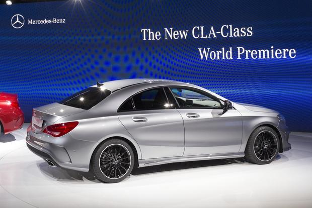 2014 Mercedes CLA-Class, Updated E-Class: Detroit Auto Show featured image large thumb2