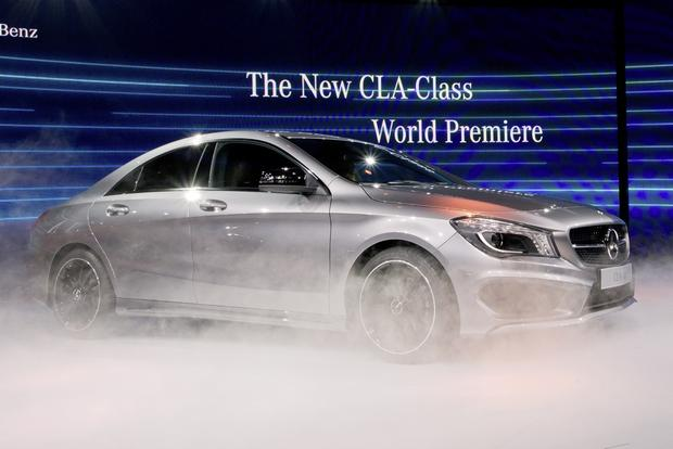 2014 Mercedes CLA-Class, Updated E-Class: Detroit Auto Show featured image large thumb3