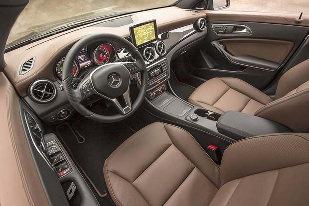 2016 Mercedes-Benz CLA-Class: New Car Review featured image large thumb1