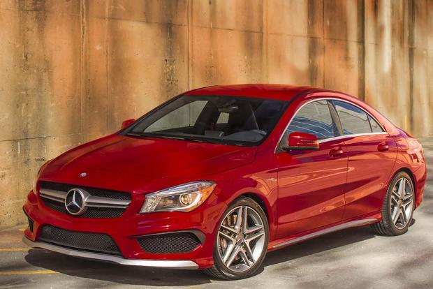 2016 Mercedes Benz CLA Class: New Car Review Featured Image Large Thumb0
