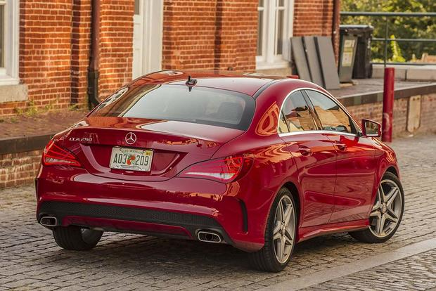 2016 Mercedes-Benz CLA-Class: New Car Review featured image large thumb3