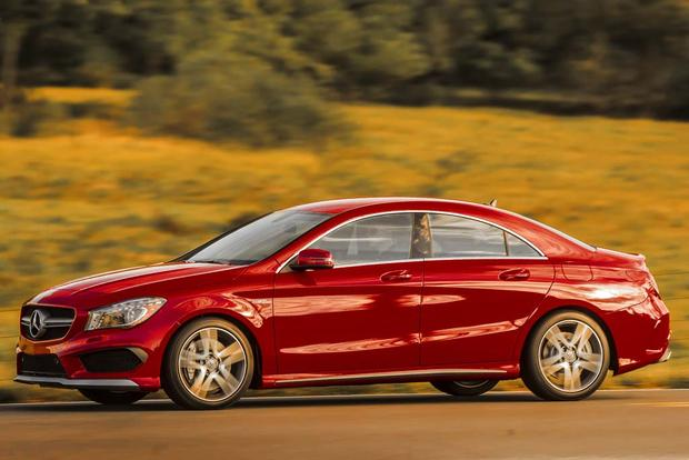 2016 Mercedes-Benz CLA-Class: New Car Review featured image large thumb2
