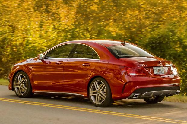 2016 Mercedes-Benz CLA-Class: New Car Review featured image large thumb4
