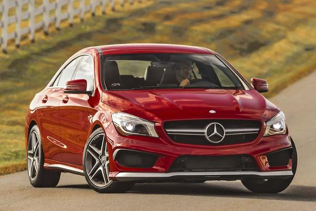 2016 Mercedes-Benz CLA-Class: New Car Review featured image large thumb6