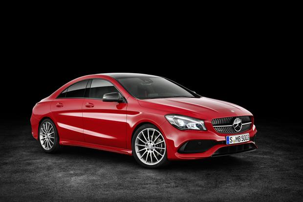 2017 Mercedes-Benz CLA-Class: New Car Review featured image large thumb0