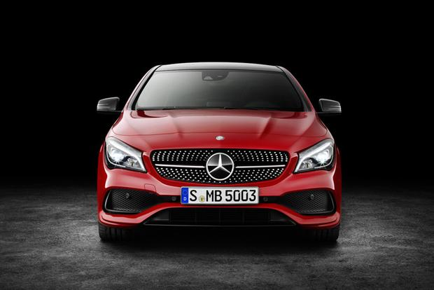 2017 Mercedes-Benz CLA-Class: New Car Review featured image large thumb1