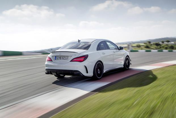 2017 Mercedes-Benz CLA-Class: New Car Review featured image large thumb2