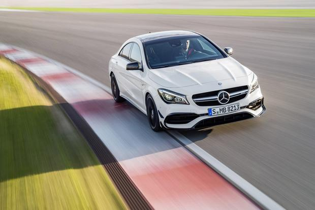 2017 Mercedes-Benz CLA-Class: New Car Review featured image large thumb3