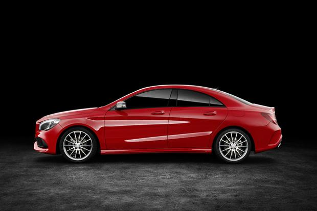 2017 Mercedes-Benz CLA-Class: New Car Review featured image large thumb4