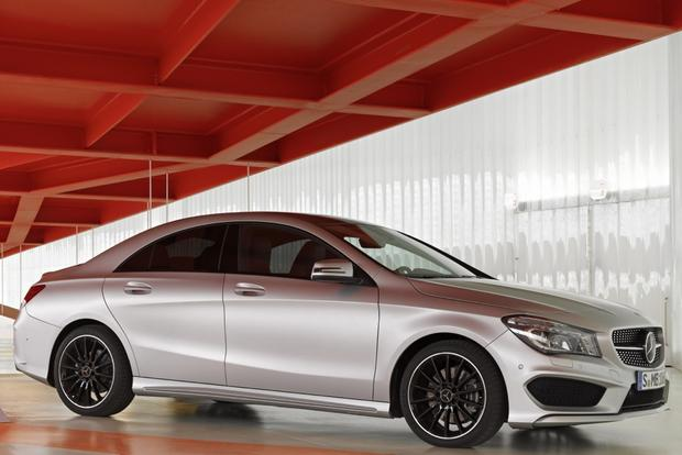 2014 Mercedes-Benz CLA45 AMG: First Drive Review featured image large thumb2