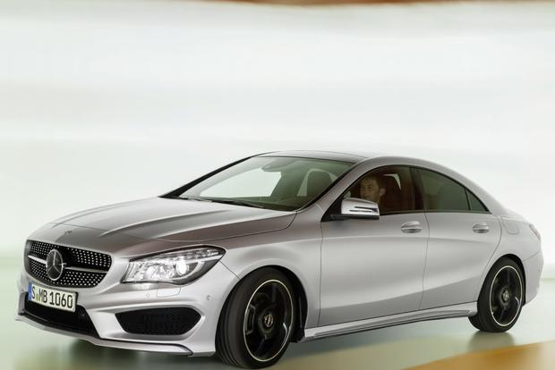 2014 Mercedes-Benz CLA45 AMG: First Drive Review featured image large thumb3