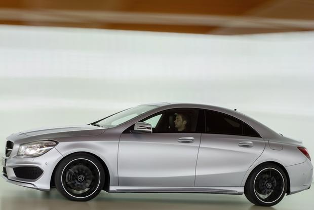 2014 Mercedes-Benz CLA45 AMG: First Drive Review featured image large thumb4