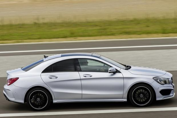 2014 Mercedes-Benz CLA45 AMG: First Drive Review featured image large thumb7