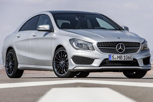 2014 Mercedes-Benz CLA45 AMG: First Drive Review featured image large thumb8