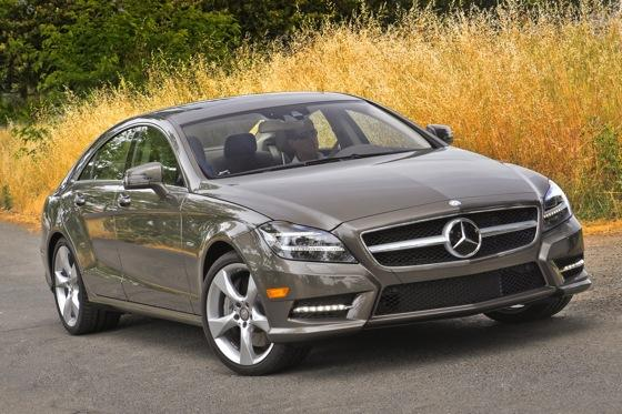 2013 Mercedes-Benz CLS 550: New Car Review featured image large thumb0