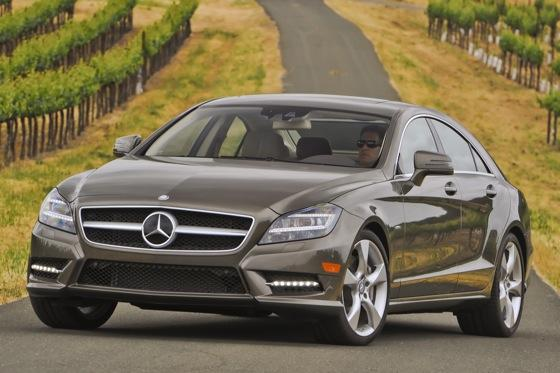 2013 Mercedes-Benz CLS 550: New Car Review featured image large thumb1