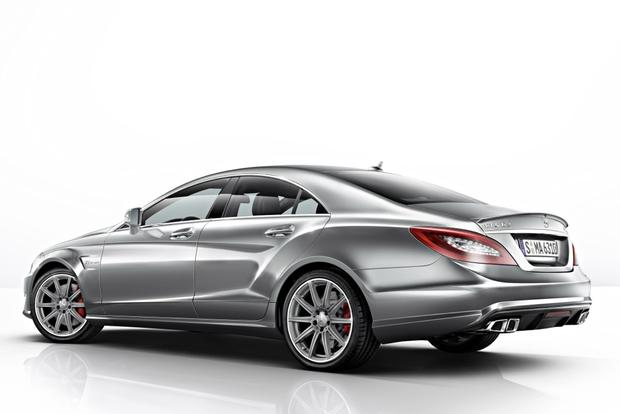 2014 Mercedes-Benz CLS-Class: New Car Review featured image large thumb3