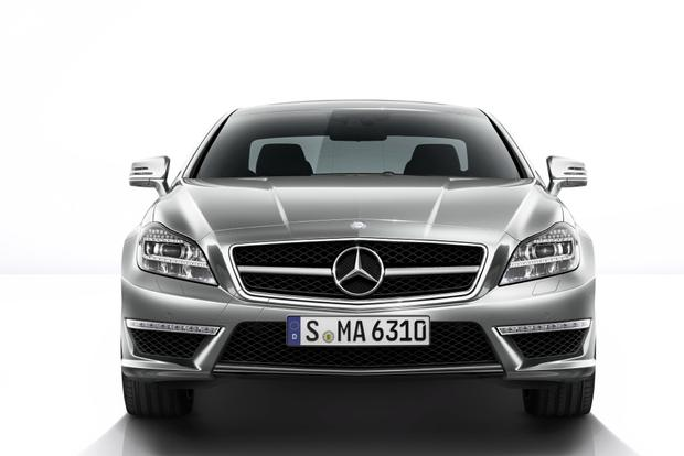 2014 Mercedes-Benz CLS-Class: New Car Review featured image large thumb4