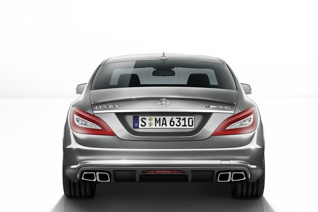 2014 Mercedes-Benz CLS-Class: New Car Review featured image large thumb6