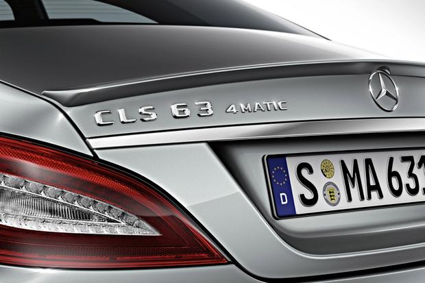 2014 Mercedes-Benz CLS-Class: New Car Review featured image large thumb0