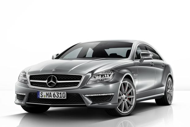 2014 Mercedes-Benz CLS-Class: New Car Review featured image large thumb1