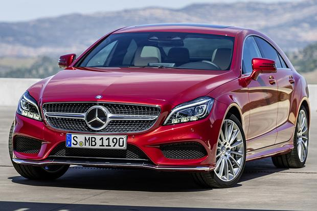 2015 Mercedes-Benz CLS-Class: New Car Review featured image large thumb0