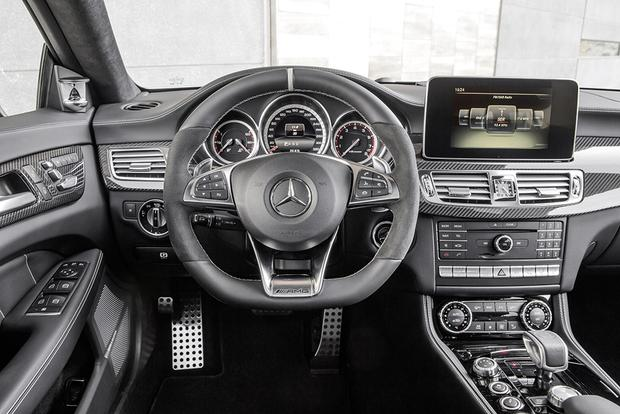 2015 Mercedes-Benz CLS-Class: New Car Review featured image large thumb3