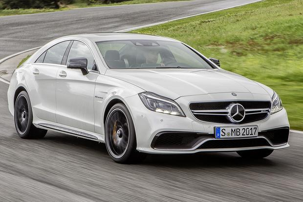 2015 Mercedes-Benz CLS-Class: New Car Review featured image large thumb1