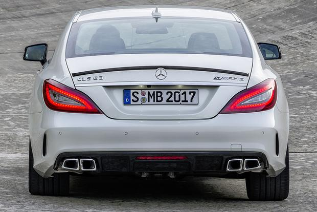 2015 Mercedes-Benz CLS-Class: New Car Review featured image large thumb4