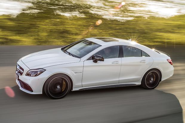 2015 Mercedes-Benz CLS-Class: New Car Review featured image large thumb5