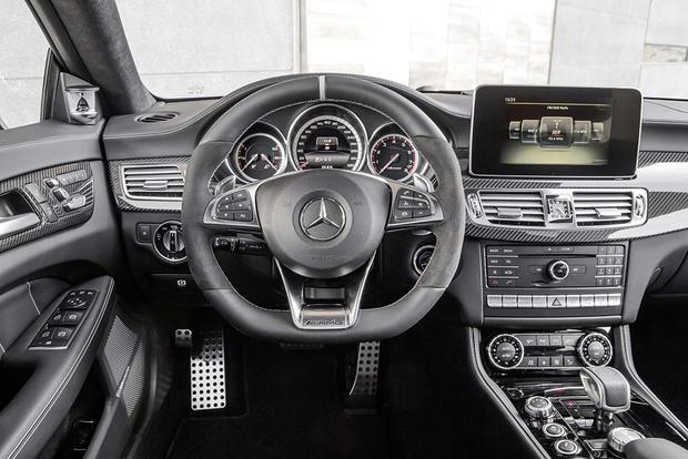 2016 Mercedes-Benz CLS-Class: New Car Review featured image large thumb5