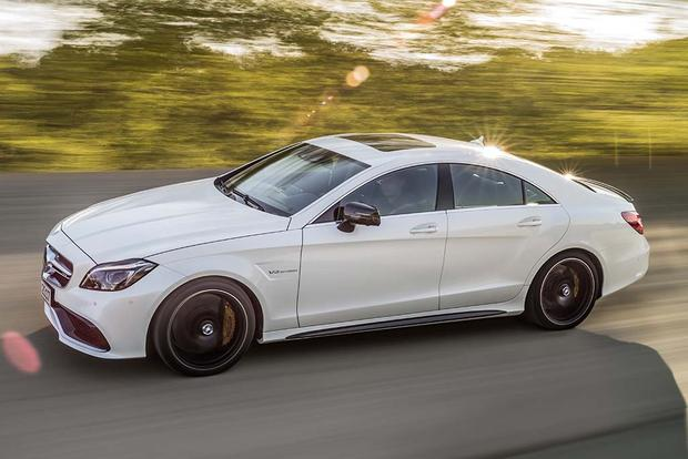2017 Mercedes-Benz CLS-Class: New Car Review featured image large thumb6