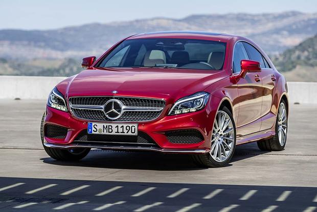 2017 Mercedes-Benz CLS-Class: New Car Review featured image large thumb2