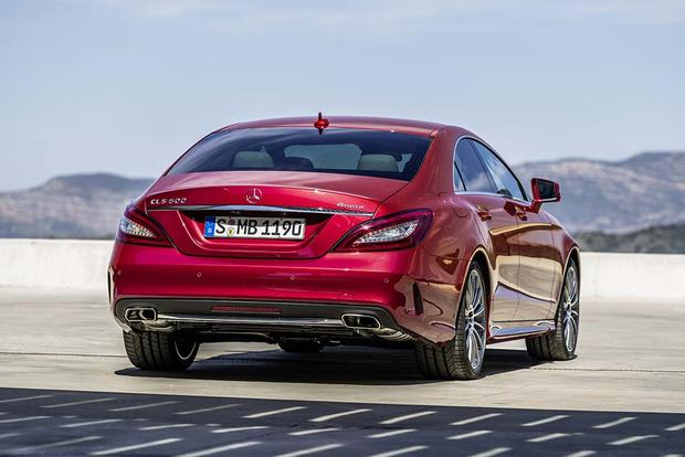 2017 Mercedes-Benz CLS-Class: New Car Review featured image large thumb3