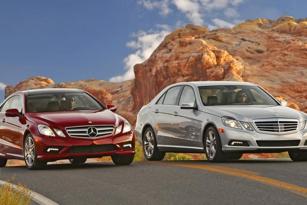 2010 Mercedes-Benz E-Class: Used Car Review featured image large thumb0
