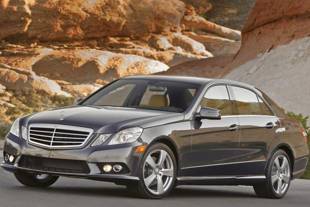 2010 Mercedes-Benz E-Class: Used Car Review featured image large thumb1