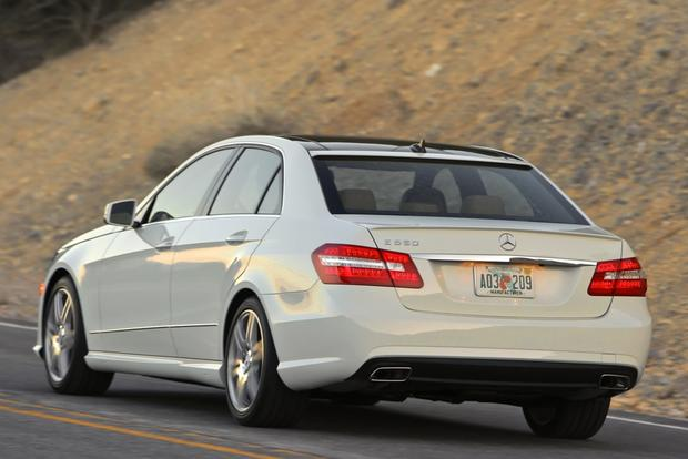 2010 Mercedes-Benz E-Class: Used Car Review featured image large thumb6